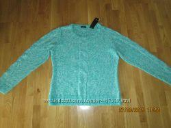 красивый зимний свитер