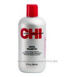 CHI - Infra - увлажняющий шампунь для всех типов волос