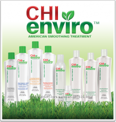 CHI Enviro American Smoothing Treatment- восстановление и выпрямление волос