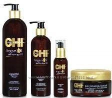 Новинка Система ухода за волосами CHI Argan Oil