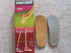 Ортопедические Стельки Для Детей Kaps Anatomix Kids размер 23-30
