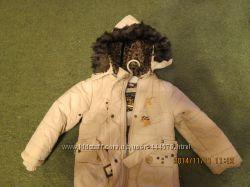 Детская куртка на зиму MARIQUITA
