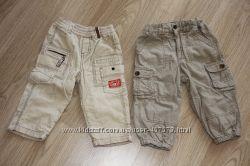 Вельветовые брюки  CHICCO, L. O. G. G. H&M, размер 1-1, 5 года