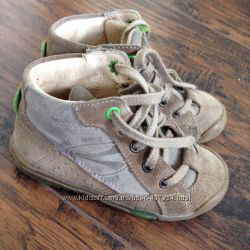 Демисезонные кеды ботинки Richter
