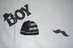 Стильная шапочка для мальчика Mamas&Papas