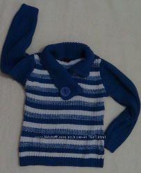 Вязаный свитер джемпер