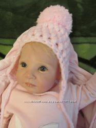 Срочно Очаровательная кукла реборн Настя рост 62см