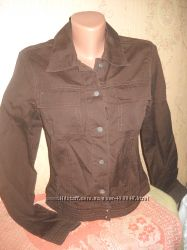 Джинсовая курточка Mexx р. S 36 и джинсовый пиджак.