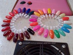 Цветные гели Coco 36 штук в наборе или поштучно.