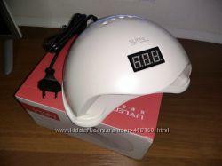 SUN 5 48 Вт UV LED Гибридная лампа с сенсором для геля и гель-лака