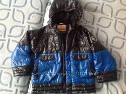 Финская куртка NELS на мальчика 5-7 лет
