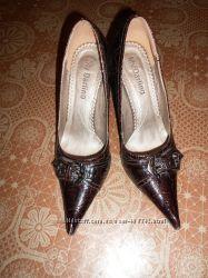 Модельные туфли 38 размер