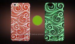Чехол для iPhone 6 Joyroom Swarovski светится в темноте, накладка, чехлы
