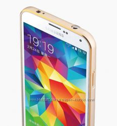 Металлический бампер для Samsung Galaxy S5, бампер Самсунг С5