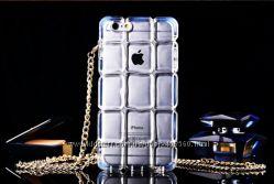 Чехол сумка Ice для iPhone 6 6S и iPhone 6Plus 6s Plus, ледяные чехлы