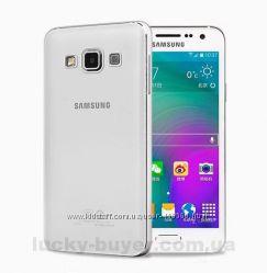 Чехол силиконовый для Samsung Galaxy A3 A300, A5 A500, A7 A700