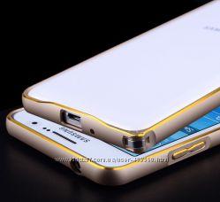 Металлический бампер на Samsung Galaxy Grand Prime G530 G531