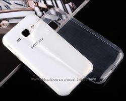 Чехол силиконовый для Samsung Galaxy J1 J100, J5 J500, J7 J700