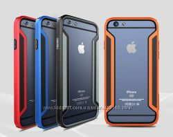 Бампер Nillkin Armor Border для iPhone 6 6S и iPhone 6 6S Plus, чехол