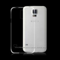 Чехол силиконовый для Samsung Galaxy S5 Mini G800 и S4 Mini i9190 i9192