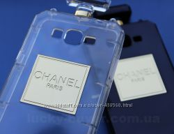 Чехол сумочка Chanel Paris для Samsung Galaxy Grand Prime G530 G531, чехлы