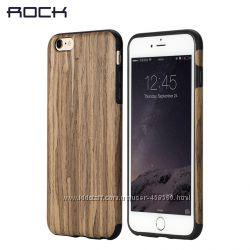 Чехол Rock Origin Series Grained для iPhone 6 Plus 6S Plus, чехлы