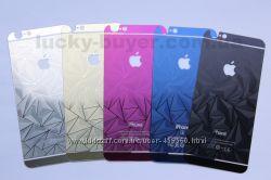 Переднее и заднее защитное 3D стекло для iPhone 6 6S