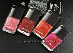 Чехлы для iphone 5 5S Chanel в коробке, чехол айфон лак шанель