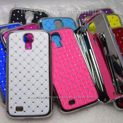 Чехлы для Samsung Galaxy S4 I9500 со стразами, чехол Самсунг