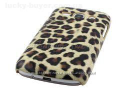 Чехлы для Samsung Ace 3 и Ace 3 Duos S7270 S7272 с леопардом, чехол