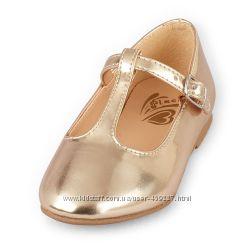 Нарядные туфли золото Childrens Place 29 р АКЦИЯ