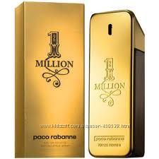 Paco Rabanne 1 Million - Туалетная вода оригинальный аромат