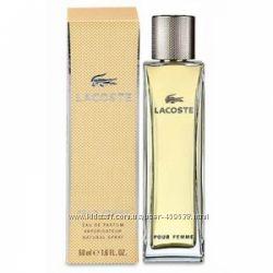 Lacoste Pour Femme - Парфюмированная вода оригинальный аромат
