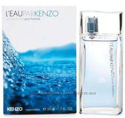 Leau par Kenzo pour homme - Туалетная вода оригинальный аромат