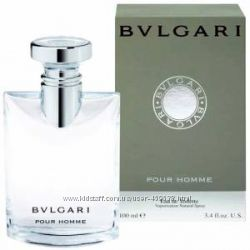 Bvlgari  Pour Homme - Туалетная вода оригинальный аромат