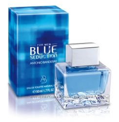 Blue Seduction Antonio Banderas - Туалетная вода  оригинальный аромат