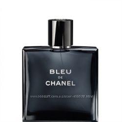Chanel  Bleu de Chanel  блу де шанель туалетная вода-оригинальный аромат