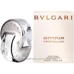 Bvlgari Omnia Crystalline Булгари Омния Кристалин. оригинальный аромат