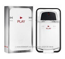 Оригинальный аромат Givenchy Play Живанши Плей туалетная вода 100 мл.