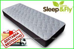 Матрас ортопедический Омега Omega с кокосом серии Sleep&Fly Organic