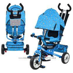 Велосипед детский трехколесный Turbo 5363