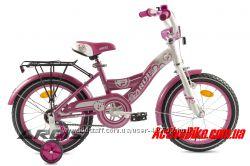 Велосипед детский 16, 20 Fashion Girl Bmx новый.