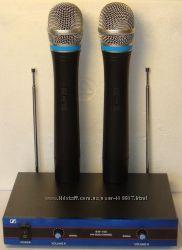 Shure 2 радиомикрофона