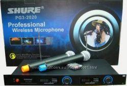 Радиомикрофон Shure, микрофон Shure, радиосистемы Shure.