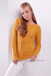 Вязаный свитер 42-48 размер 133