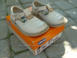 Chicco туфли 24 15 см оригинальные унисекс кожа