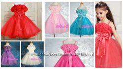 Дженнефер Обворожительное Пышное Красивое Нарядное платье