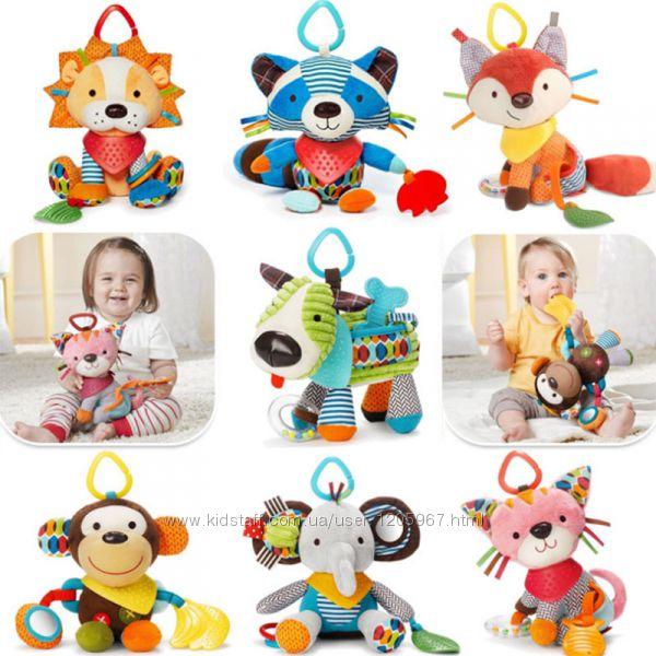 Мягкая игрушка - грызун для наших малышей