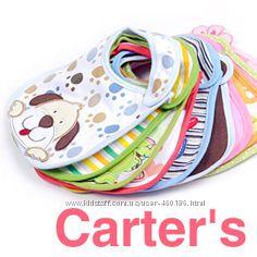 Слюнявчики Carters .