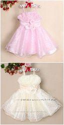 Букет роз Яркое нарядное платье на девочку В наличии